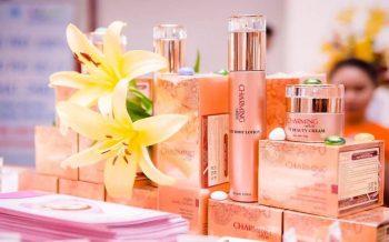 Bảng giá sản phẩm Mỹ phẩm Charming Skin